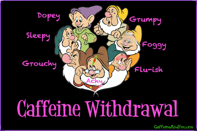 Caffeine Withdrawal Symptoms Caffeine And You